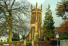 Lisburn, Christ Church, County Antrim © Albert Bridge